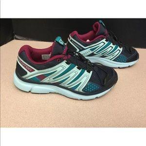 Womens Salomon X Mission 2 Trail Shoes. Size 6.5.